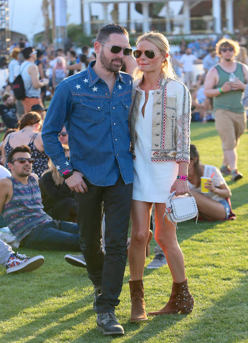 Get The Look: Kate Bosworth's Chic Boho Look At Coachella 2015
