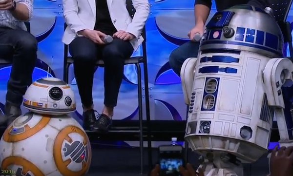 Star Wars Celebration-BB8-R2D2
