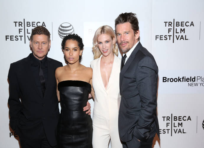 Get The Look For Less: The Cast Of 'Good Kill' Look Elegant At The Tribeca FIlm Festival