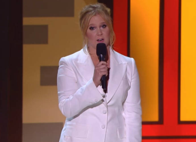 Amy Schumer Dishes On 'Inside Amy Schumer,' Talks Rape And Comedy At Tribeca Film Festival