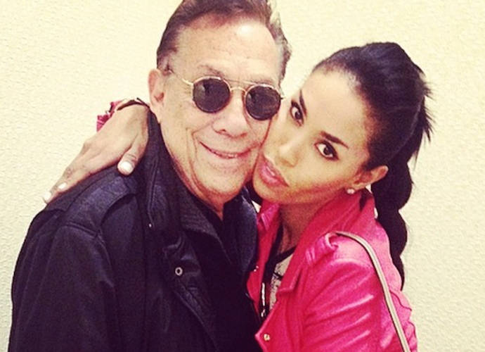 V Stiviano Ordered To Pay $2.8 Million To Donald Sterling's Wife, Shelly Sterling