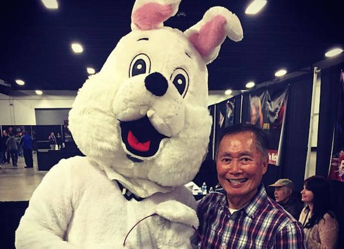George Takei, Kim Kardashian And More Wish Fans A Happy Easter