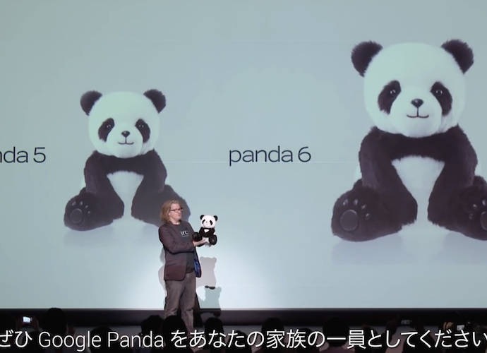 Google Launches 'Google Panda' And 'Elgoog' For April Fools' Day
