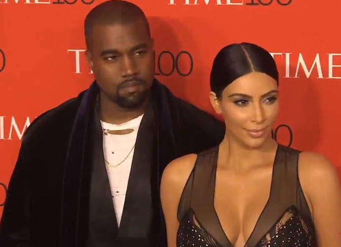 Kim Kardashian & Kanye West Reportedly Plan To Divorce