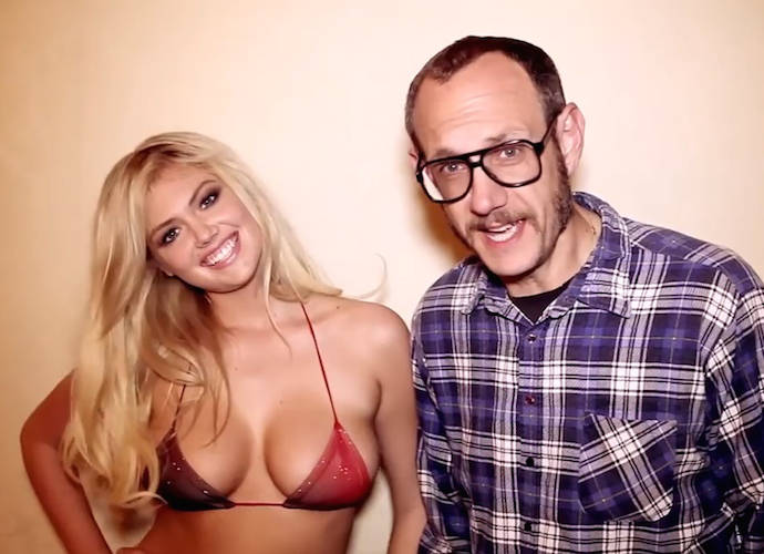 "Kate Upton Reveals Terry Richardson Released The ""Cat Daddy"" Video Without Her Knowledge"