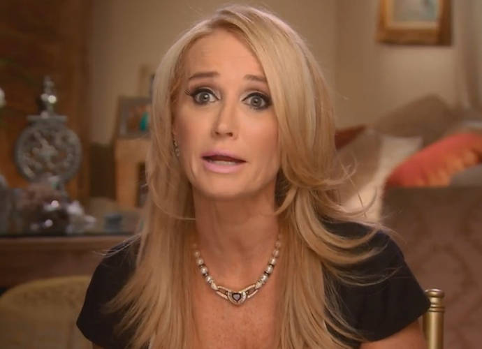 Kim Richards Arrested In L.A., Charged With Public Intoxication