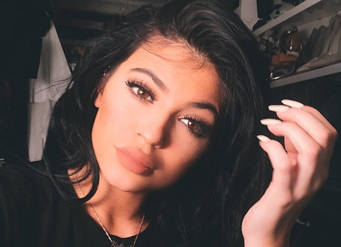 Kylie Jenner Shares Topless Photo With Boyfriend Tyga [NSFW]