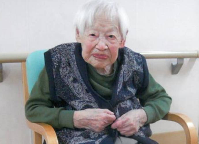 Misao Okawa, The World's Oldest Living Person And Woman, Died At 117