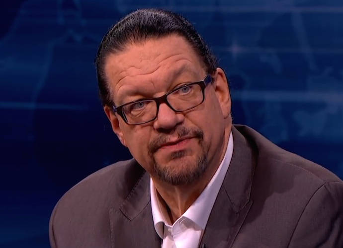 Penn Jillette Opens Up About Drastic Weight Loss Following Health Scare