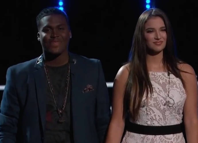 'The Voice' Recap: Top 8 Announced, Rob Taylor Is Sent Home Too Soon