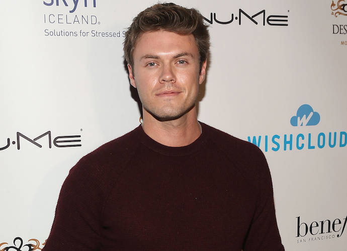 Blake Cooper Griffin On 'Love is All You Need,' Working With Helen Hunt [EXCLUSIVE VIDEO]