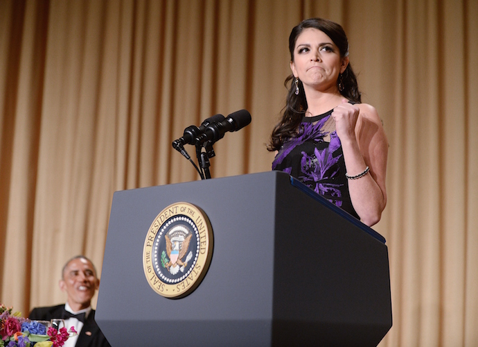 Cecily Strong's 11 Best Jokes From The White House Correspondents Dinner