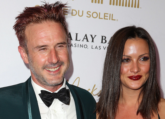 David Arquette And Christina McLarty Wed