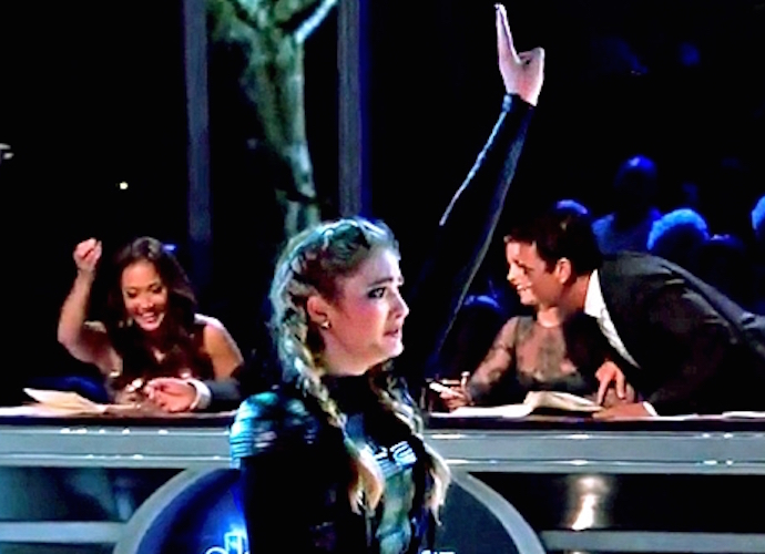 'Dancing With The Stars' Recap: Willow Shields Tops The Leaderboard
