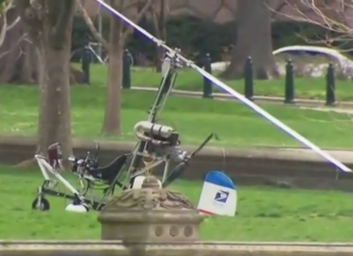 Who Is Doug Hughes, Man Who Landed Gyrocopter On Capitol Lawn?