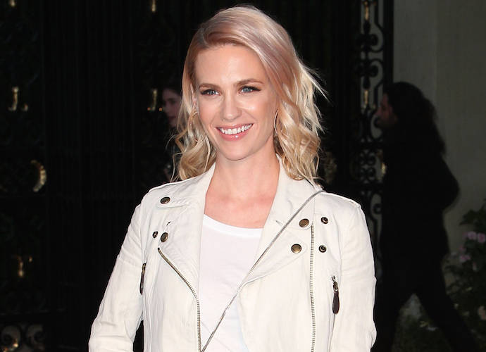 January Jones On 'Good Kill,' Ethan Hawke [EXCLUSIVE VIDEO]