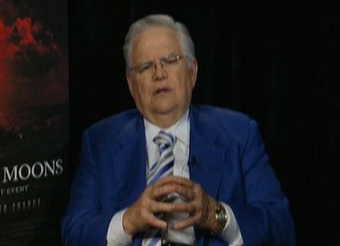 John Hagee Warned Blood Supermoon Could Foreshadow Doomsday [Video Exclusive]