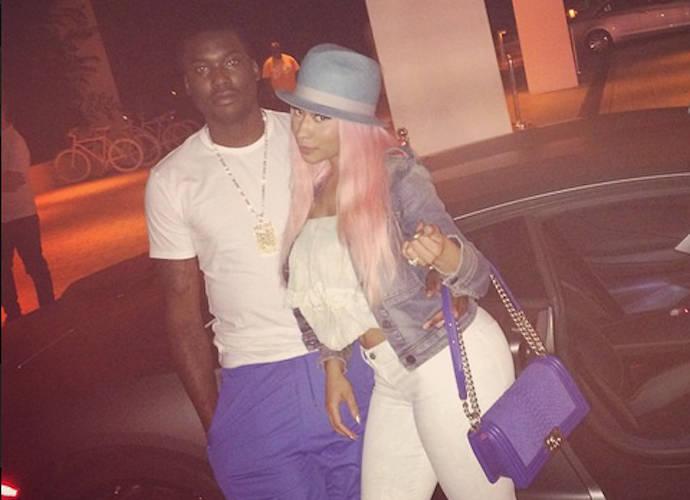 Did Nicki Minaj Announce Engagement To Meek Mill On Instagram?