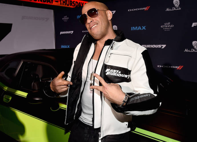 Celebrity Horoscopes — Vin Diesel (7/18/1967)