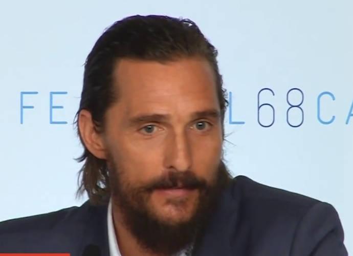 Matthew McConaughey In Talks To Star In 'Dark Tower' Movie