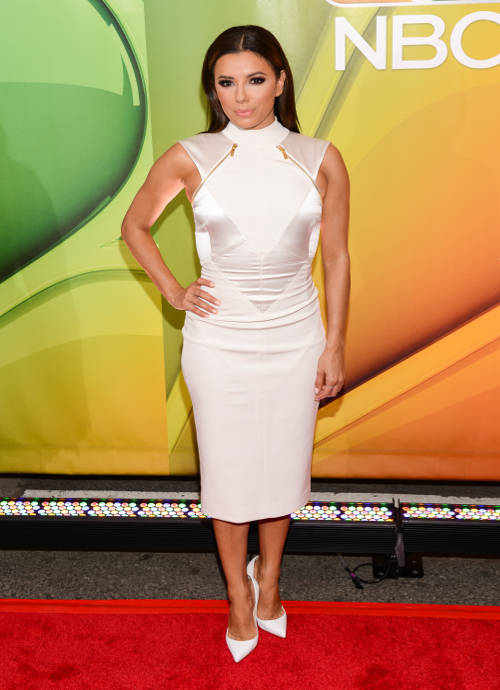 Get The Look For Less: Eva Longoria's Polished Look