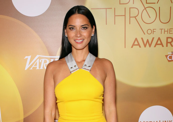 Olivia Munn Developing '70s Female Sportscaster Show For CW