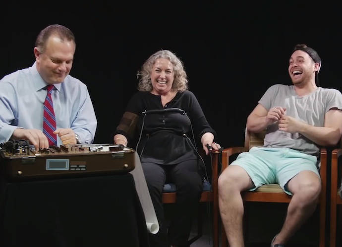 Moms Let Their Children Hook Them Up To Lie Detectors In Hilarious Mother's Day Video