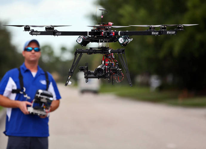 Dronies Are The New Selfies: A Few Of Our Favorite Drone Videos