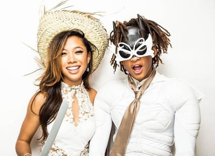 Jaden Smith Went To Prom As Batman