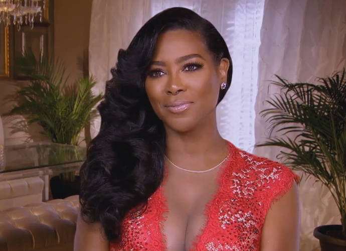 Kenya Moore's Boyfriend, James Freeman, Is Married To Another Woman