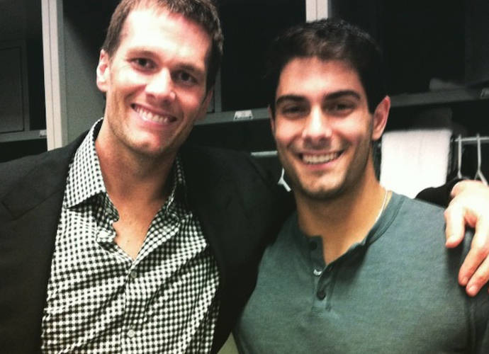 Who Is Jimmy Garoppolo, Tom Brady's Quarterback Replacement?