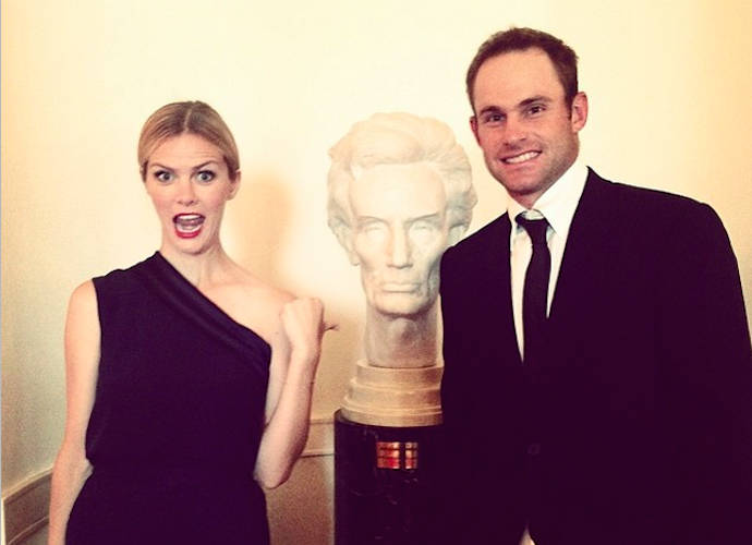 Brooklyn Decker And Husband Andy Roddick Welcome First Child
