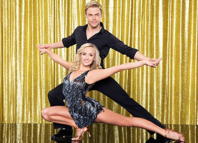 'Dancing With The Stars' Recap: Nastia Liukin Derek Hough Exit In Shocking Elimination