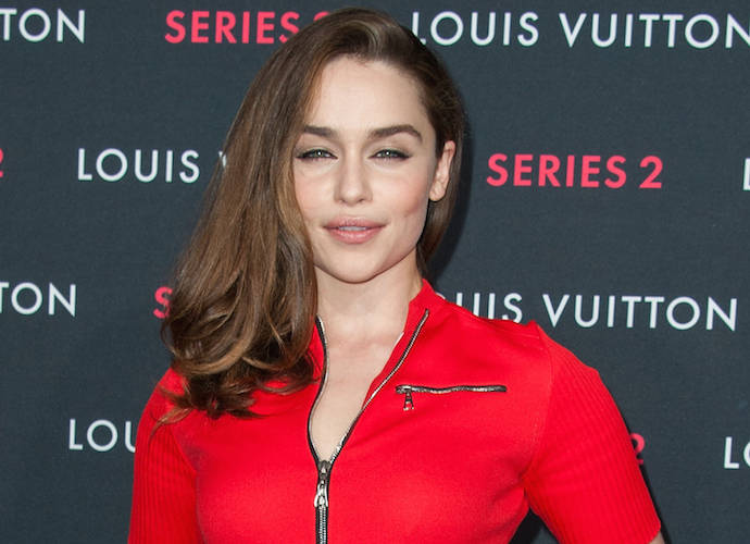 Emilia ClarkeTurned Down 'Fifty Shades' Due To 'Huge Amount Of Nudity'