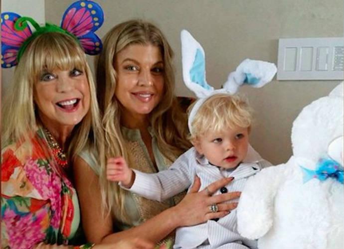 Celebrities Celebrate Mother's Day On Twitter & Instagram