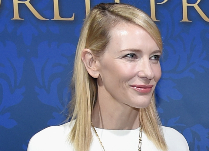 Cate Blanchett Reveals Past Bisexual Relationships With Women Promoting 'Carol'