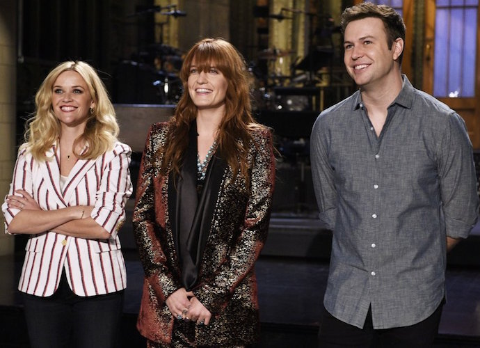 'Saturday Night Live' Recap: Reese Witherspoon Hosts; Florence & The Machine Performs