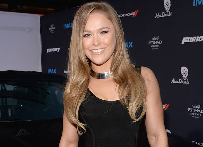 MMA Fighter Ronda Rousey Plans Her Retirement From Fighting