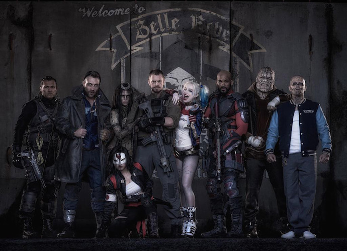 'Suicide Squad' Cast Poses In Costume InNew Photo