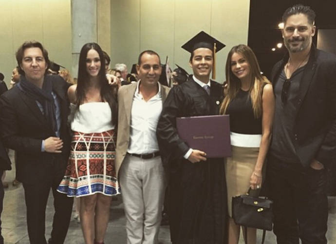 Manolo Vergara's College Graduation: Sofia Vergara Brings Fianceé Joe Manganiello