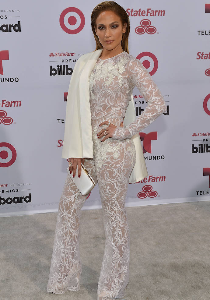 Jennifer Lopez Dazzled At2015 Billboard Latin Music Awards