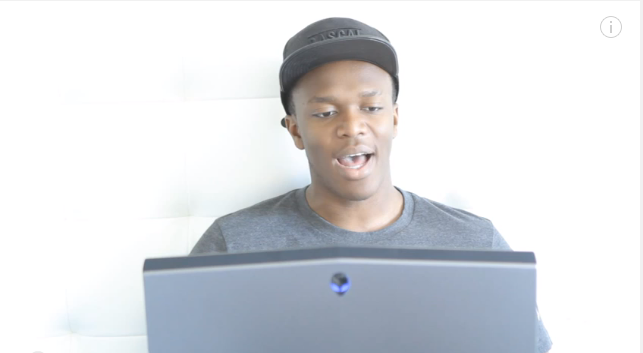 Olajide's Funny New YouTube Video 'How Old Do I Look'