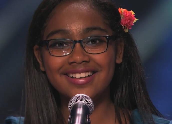 'America's Got Talent' Recap: Arielle Baril Gets The Golden Buzzer