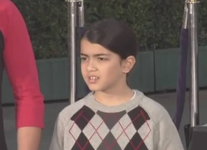 Blanket Jackson Changes His Name To Bigi After Being Bullied