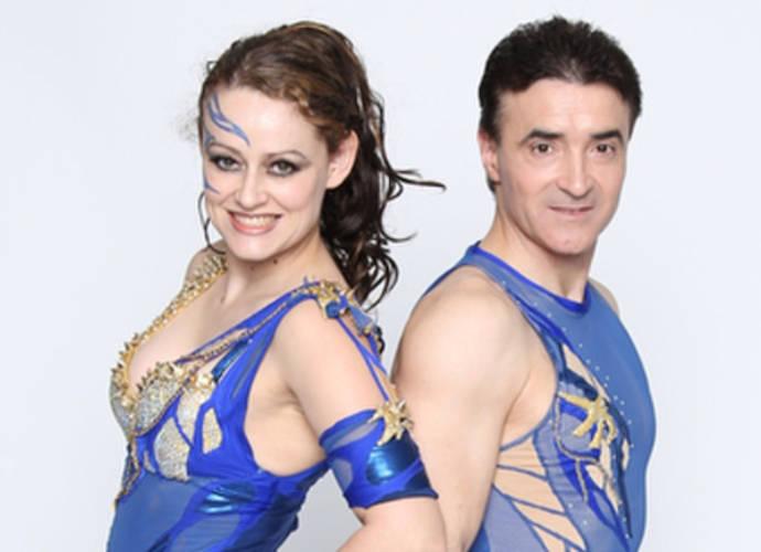 Acrobat Vickki Garcia Falls Mid-Show With The Circo Hermanos Vazquez