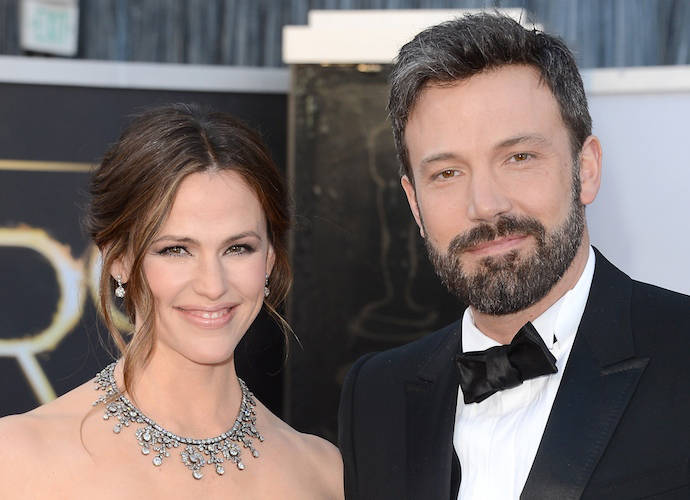 Ben Affleck Denies Dating Nanny Christine Ouzounian In Wake Of Jennifer Garner Split