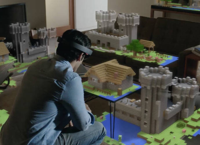 Minecraft Is Coming To Oculus Rift, Minecraft: Windows 10 Edition Will Be Oculus Rift Compatible