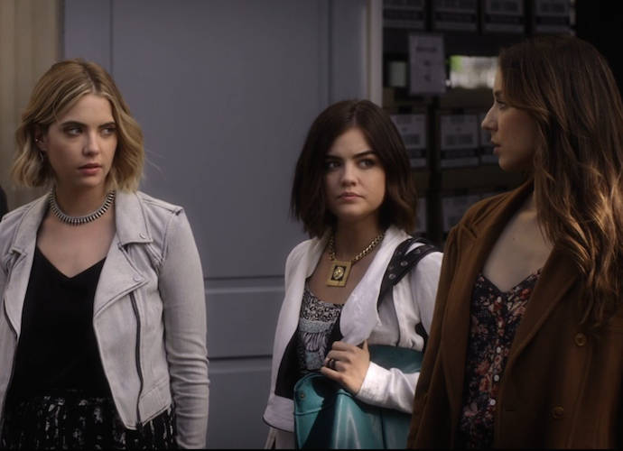 'Pretty Little Liars' Recap: Charles DiLaurentis' Radley Past Is Revealed