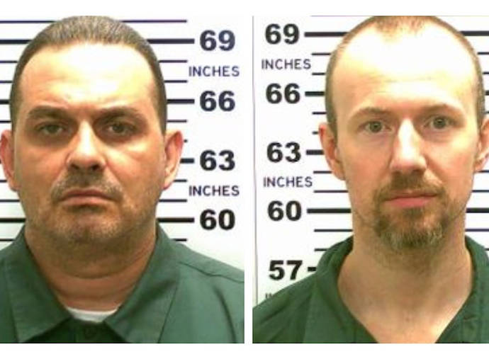New York Prison Break: Has The Trail For Richard Matt and David Sweat Gone Cold?