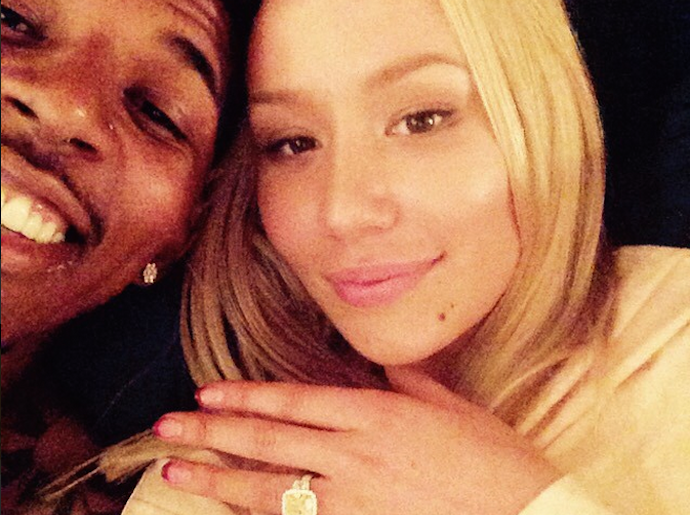 Nick Young Proposes To Iggy Azalea With $500,000 Ring